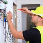 Installation électrique artisan