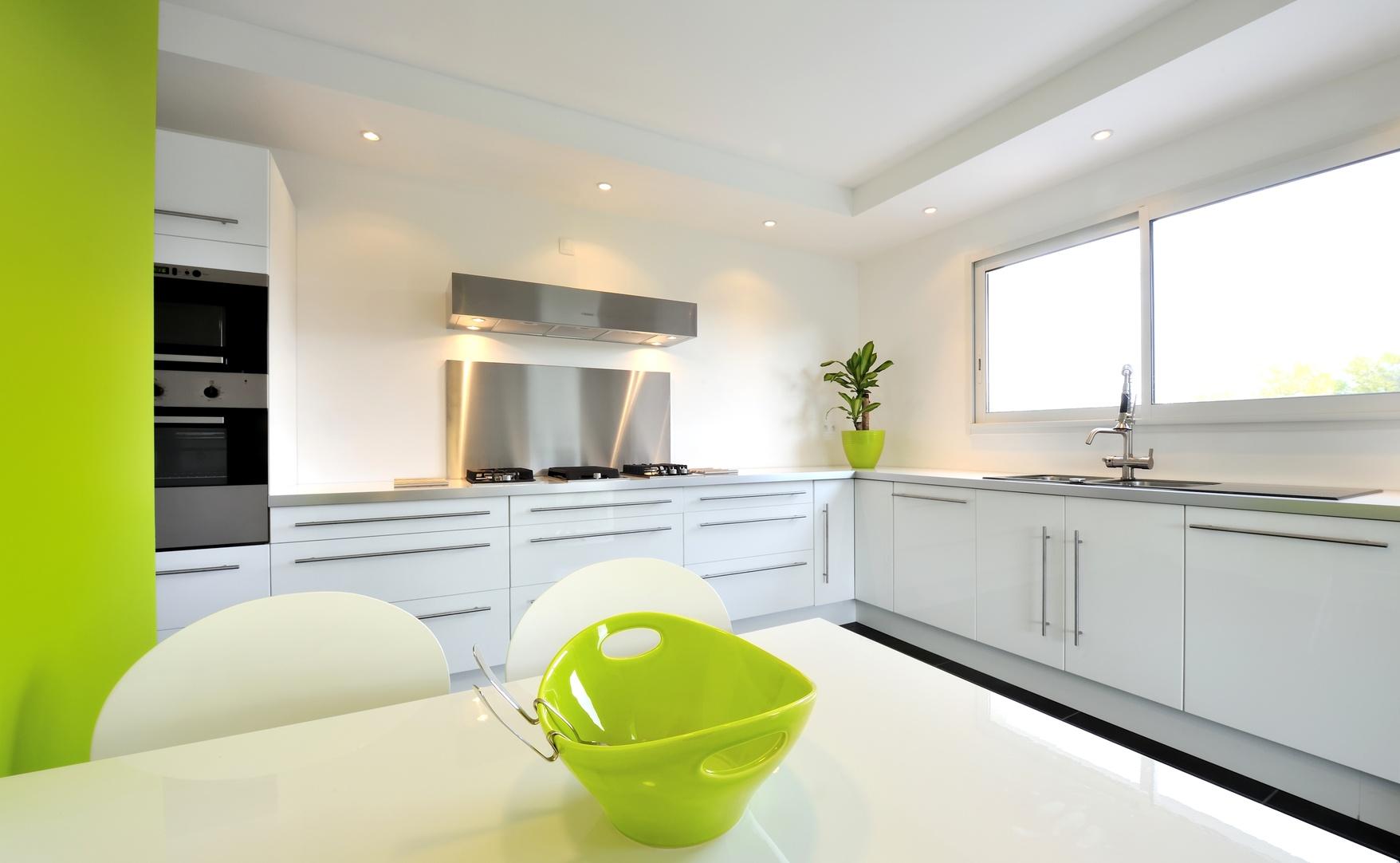 Eclairage salle de bain norme Faut il aligner meubles cuisine