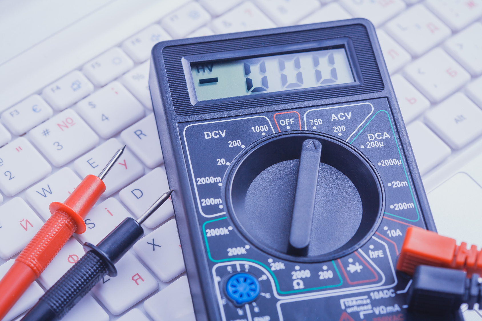 Réaliser diagnostic électrique