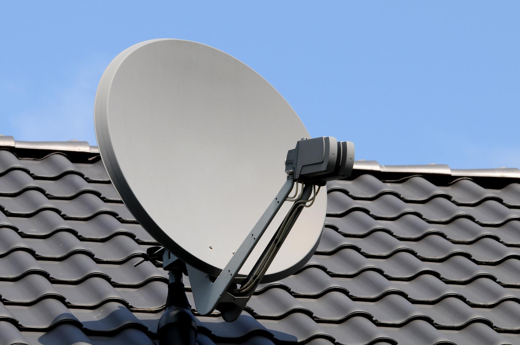 Le prix d une parabole for Antenne cellulaire maison