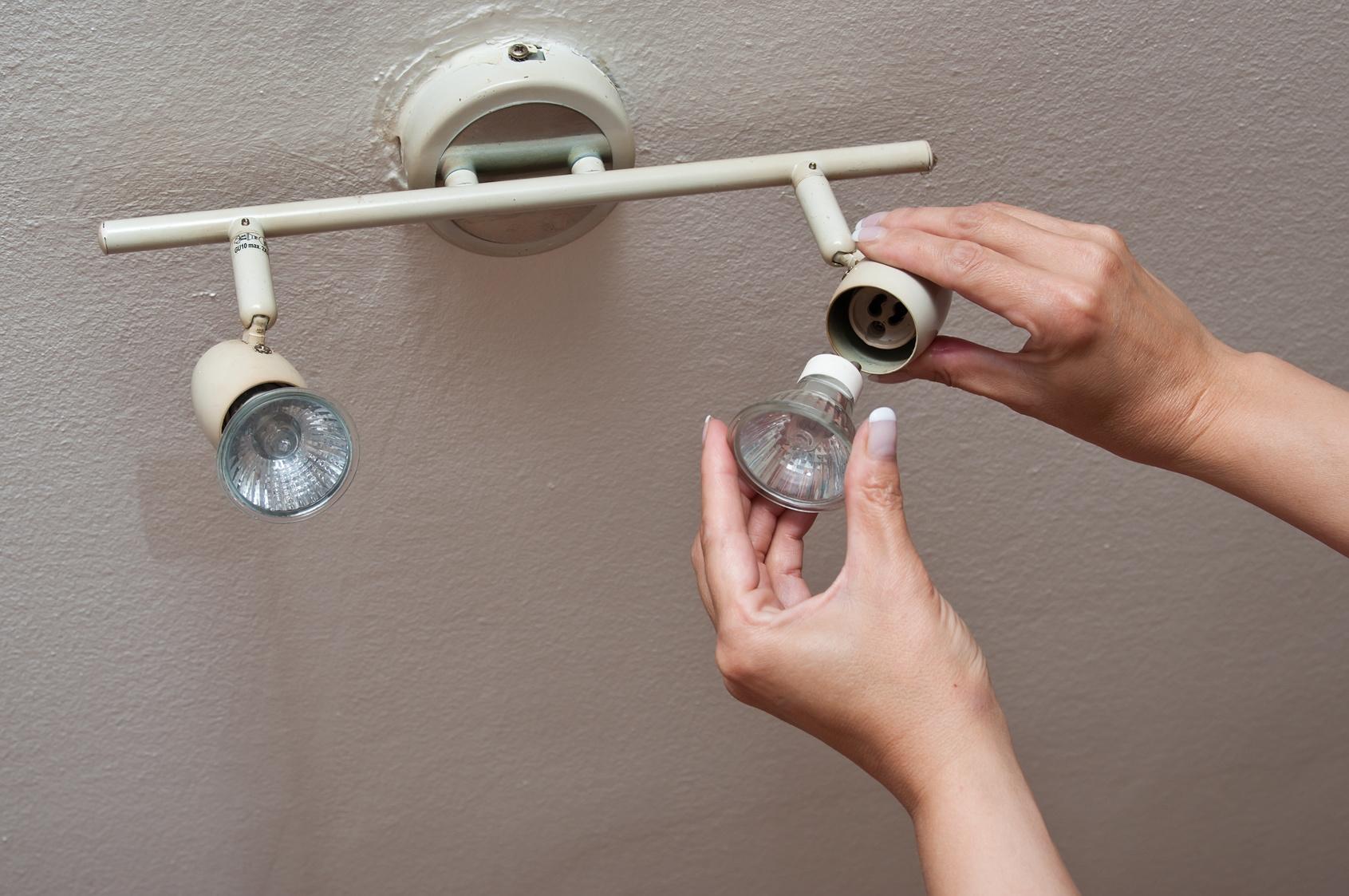 changer ampoule