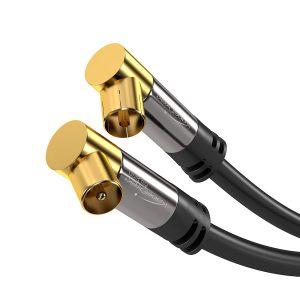 Câble coaxial haut de gamme