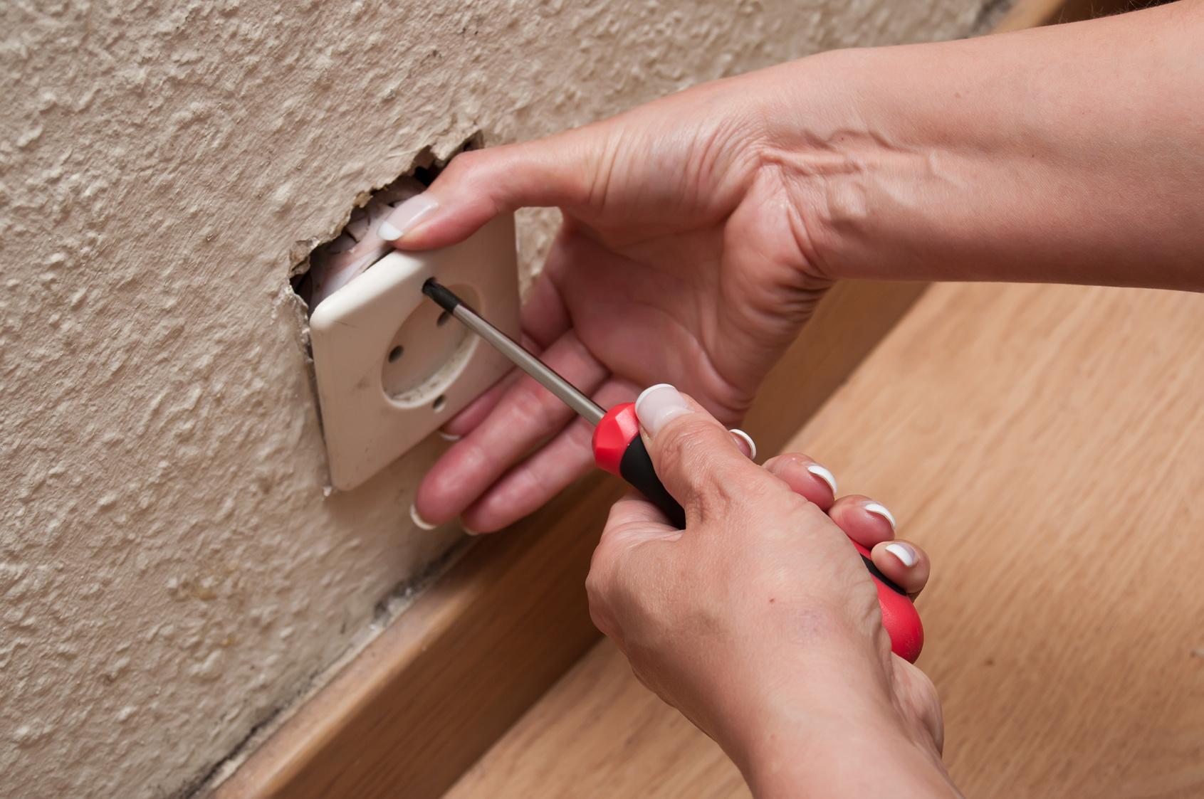 Les dangers du courant electrique et les mesures de securité