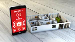 Alarme de maison sécurisée