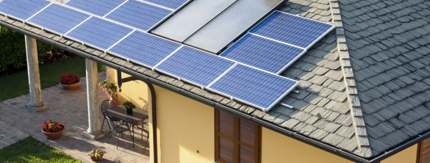 Tarif de pose d'un panneau solaire thermique