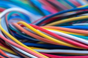 section cable electrique