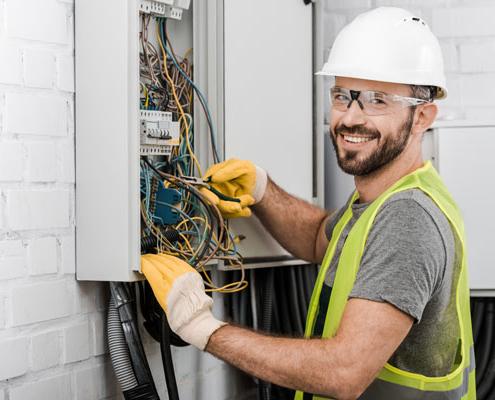 Devis d'électricité