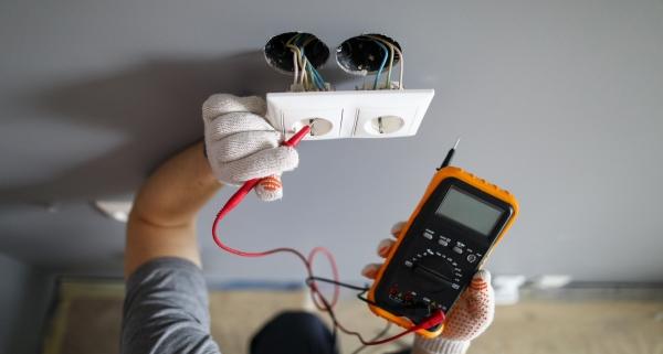 Travaux de rénovation électrique