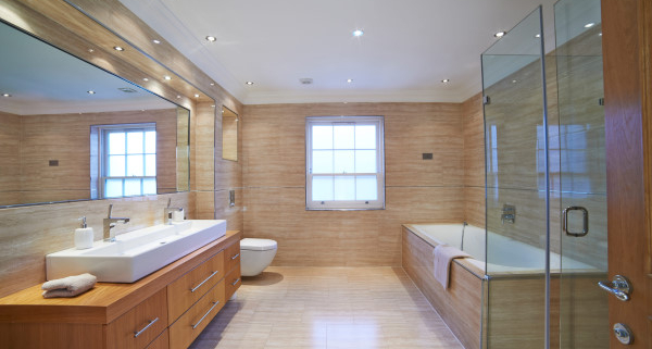 Prix d'un éclairage de salle de bains