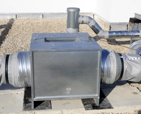 Coût de pose d'une VMC gaz